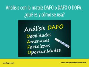 análisis-dafo-foda-swot-matriz-dafo